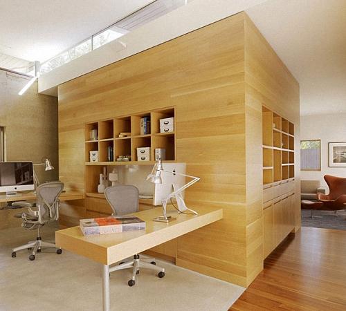 Деревянные панели для внутренней отделки: особенности выбора и монтажа